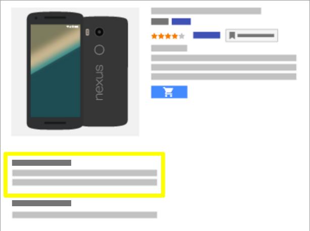 google merchant center with nexus phone
